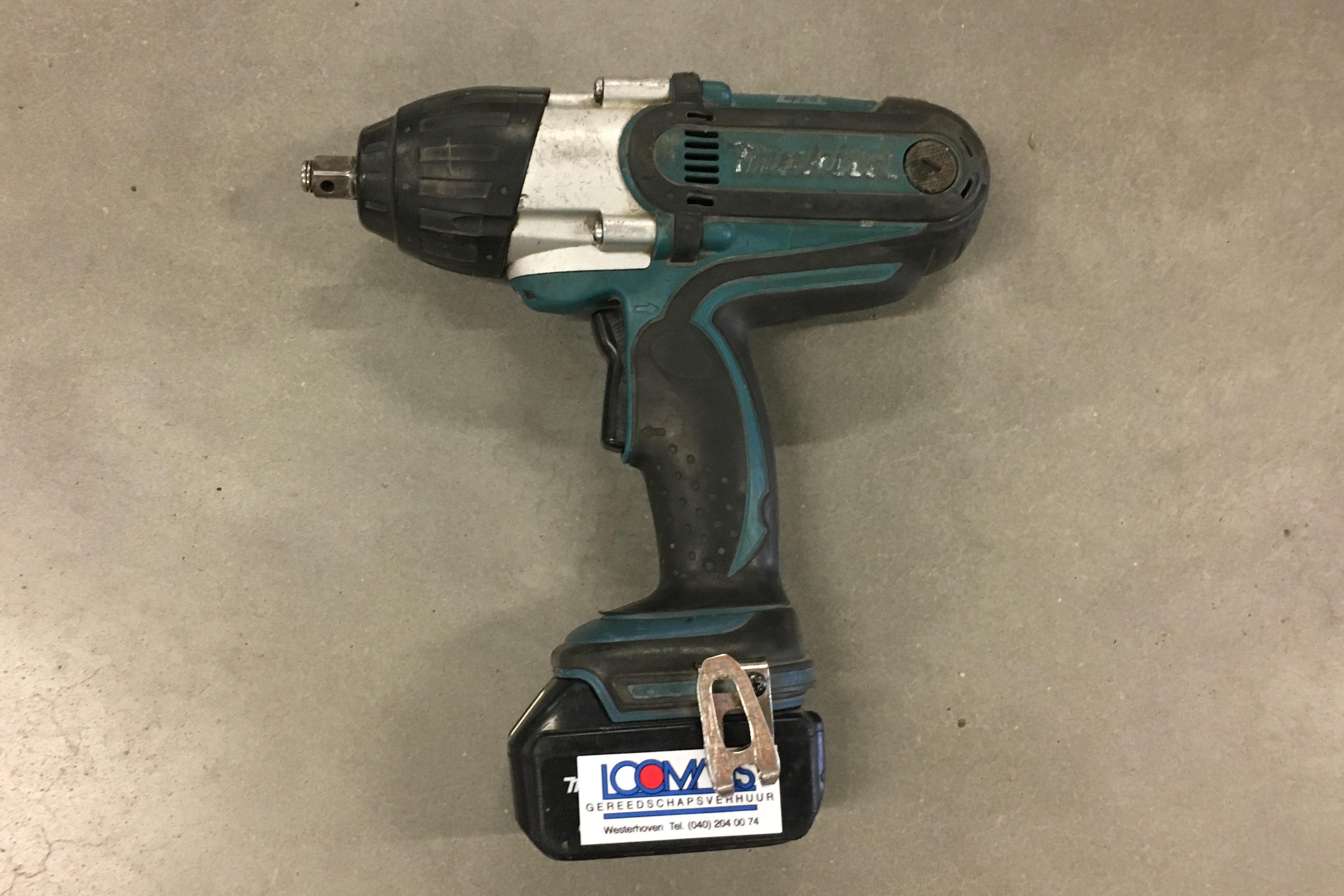 Slagmoersleutel 440 Nm 18 V