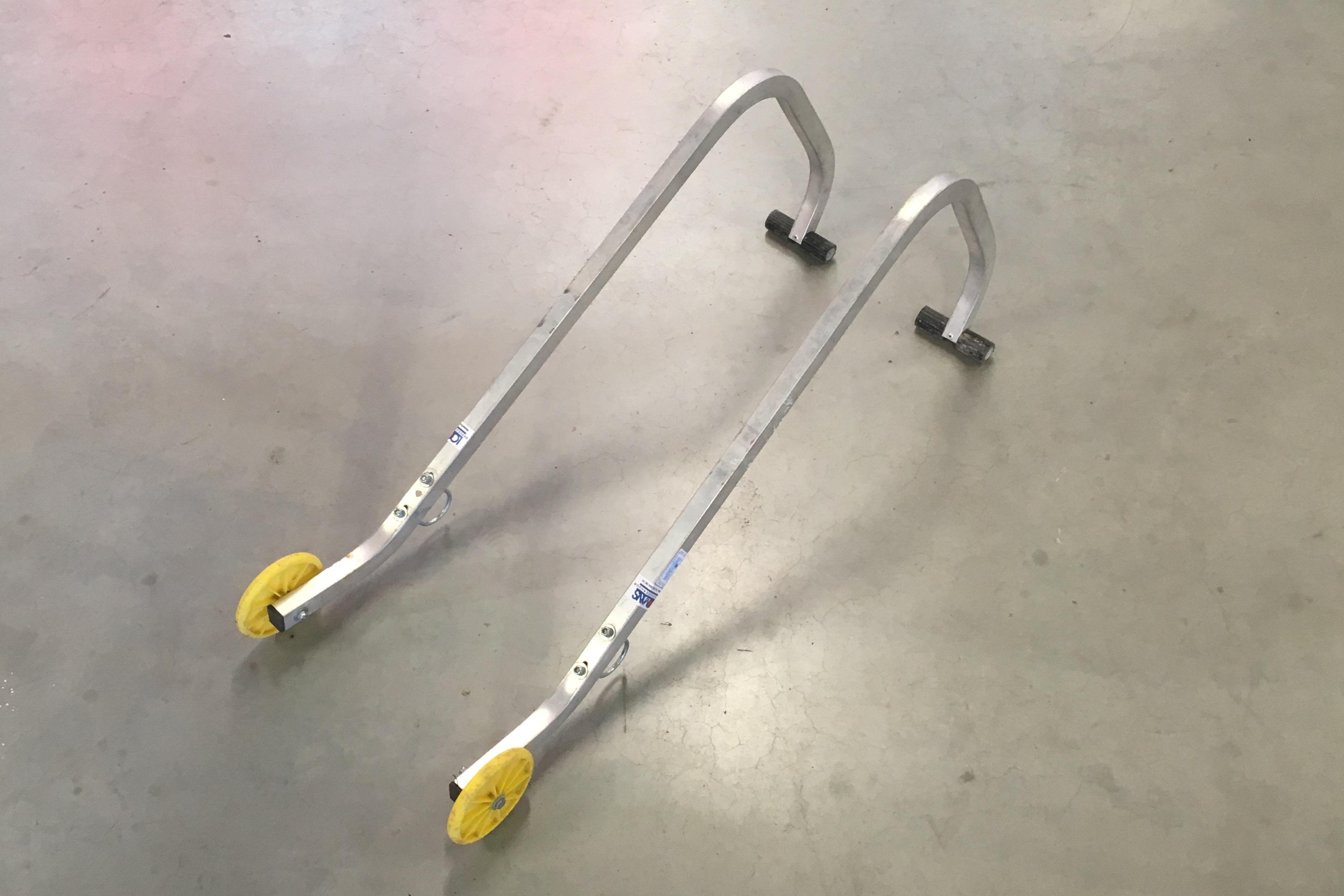 Ladder - nokhaak set