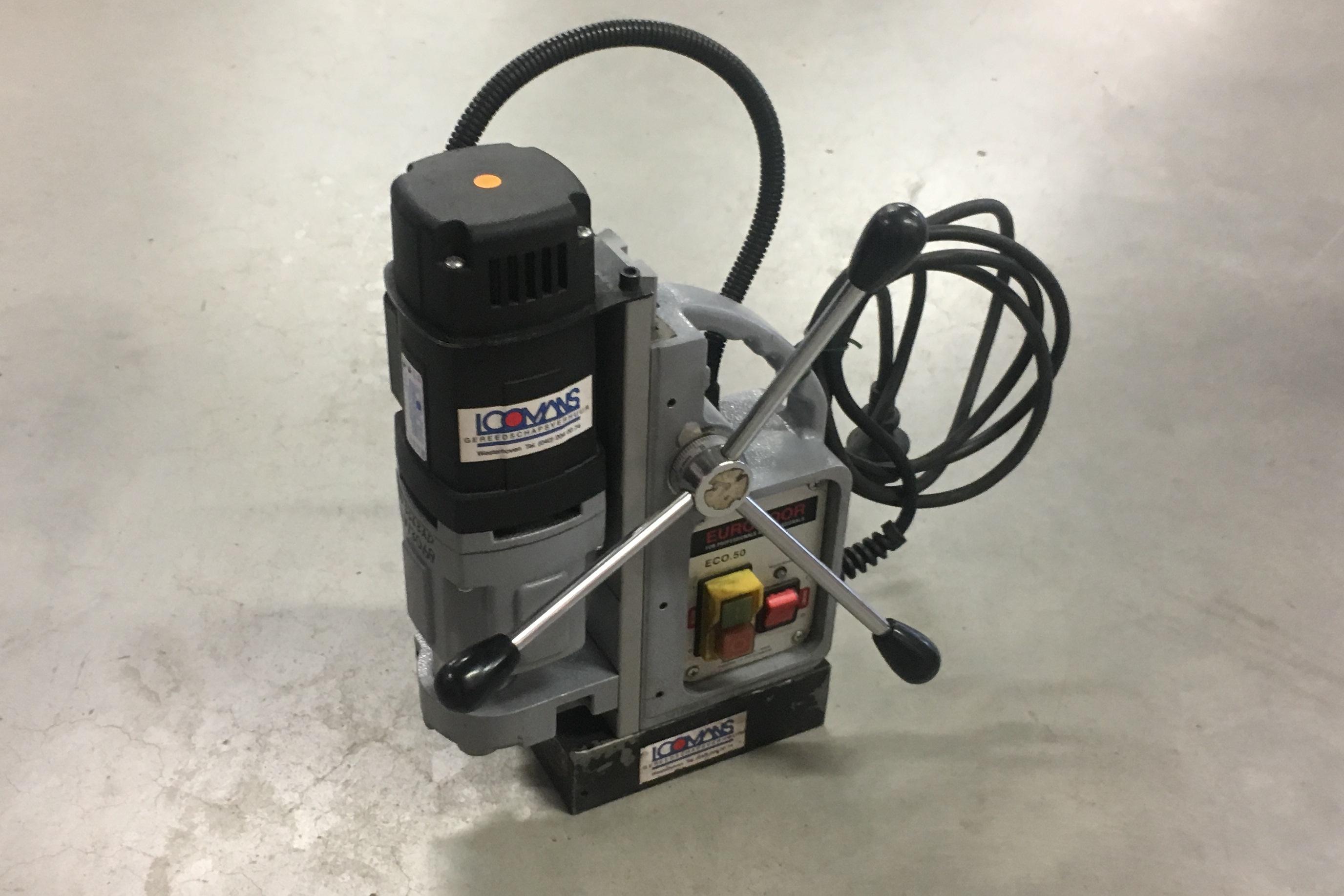 Magneetboormachine