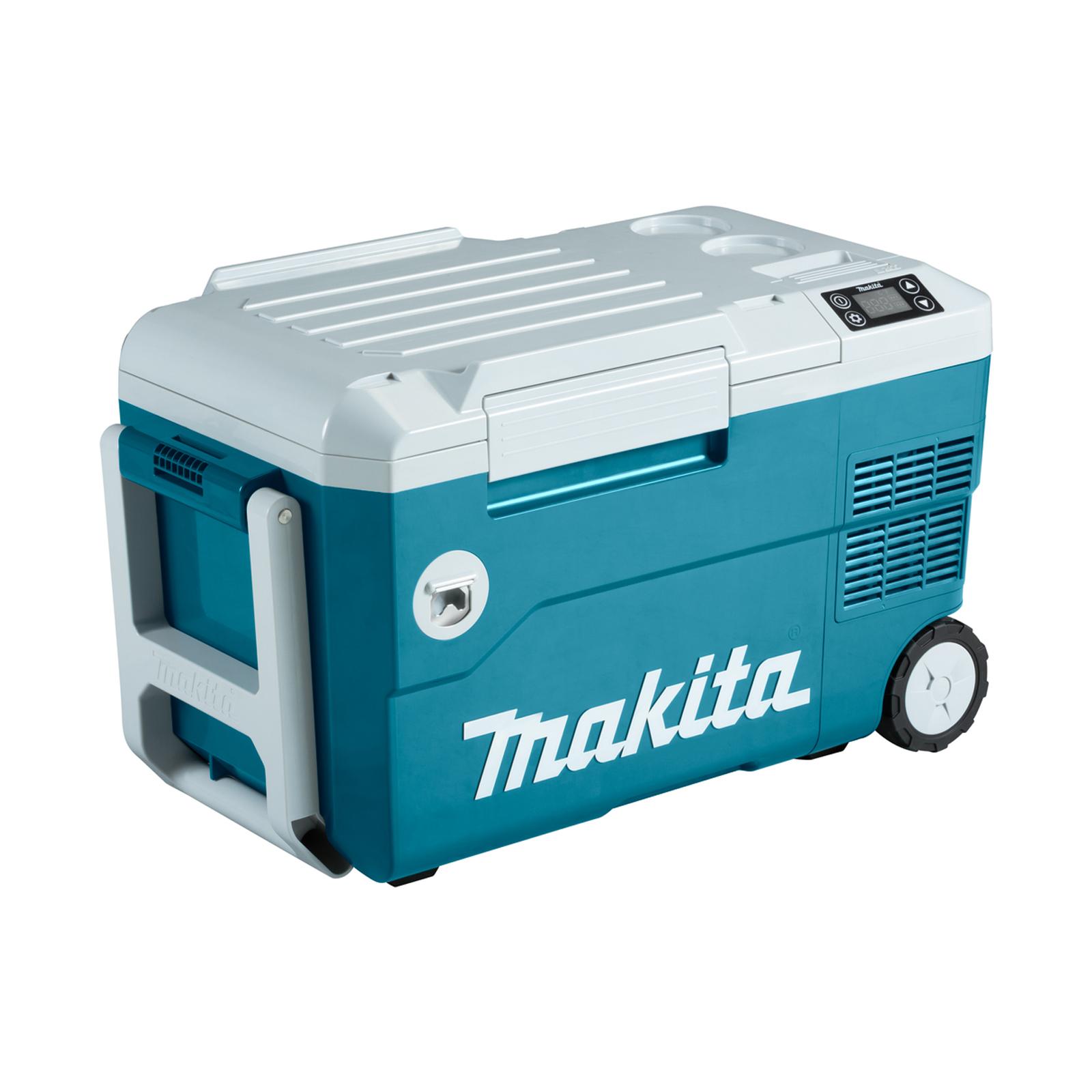 Makita 18 V / 230V Vries-/koelbox met verwarmfunctie DCW180Z