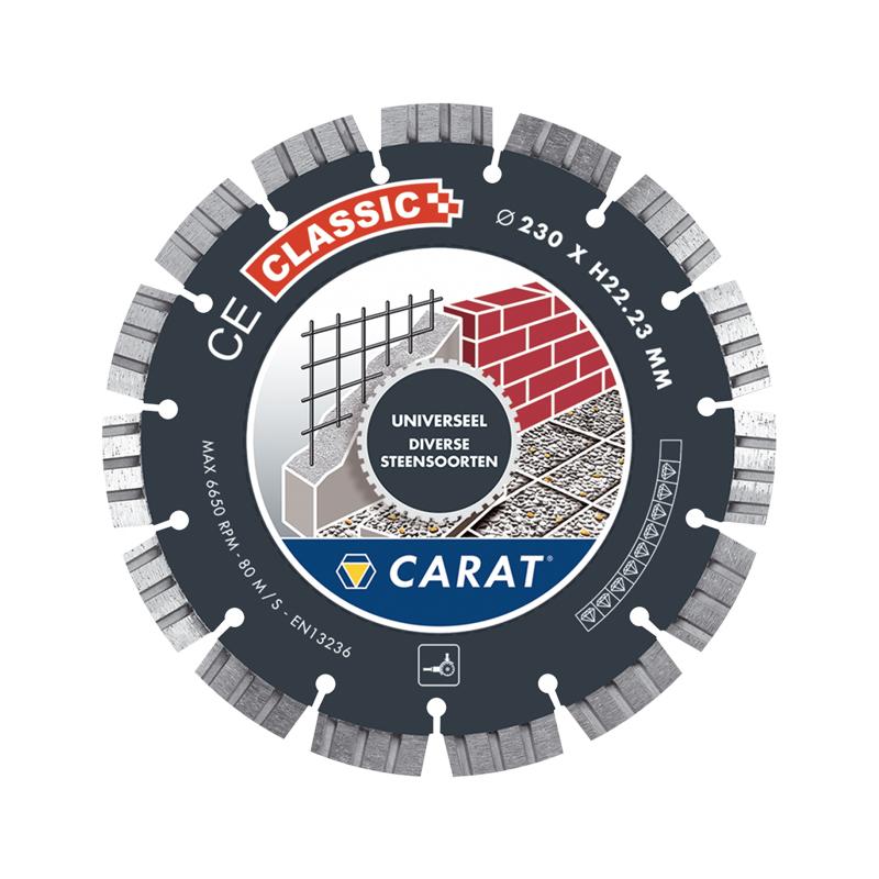 Carat Diamantzaag Universeel CE Classic